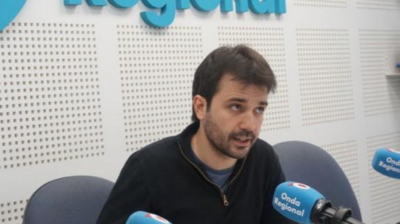 Javier Sánchez Serna en una imagen de archivo