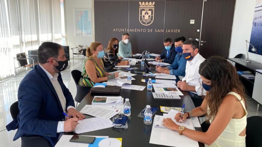 Reunión del Foro Interadministrativo del Mar Menor