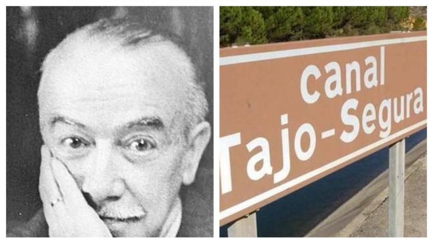 PLAZA PÚBLICA. Acueducto Tajo Segura: Homenaje a Manuel Lorenzo Pardo, primer promotor del Trasvase