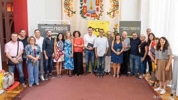 Presentación del foro 'Cartagena Piensa'