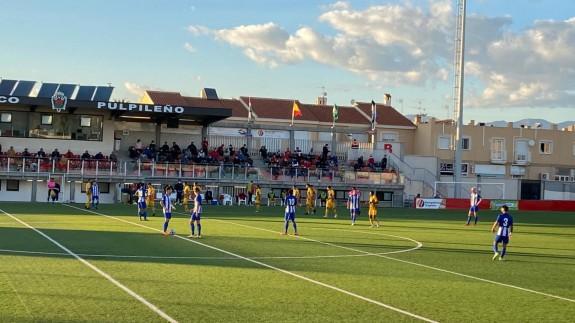 El Pulpileño sigue líder tras vencer 1-0 al Águilas
