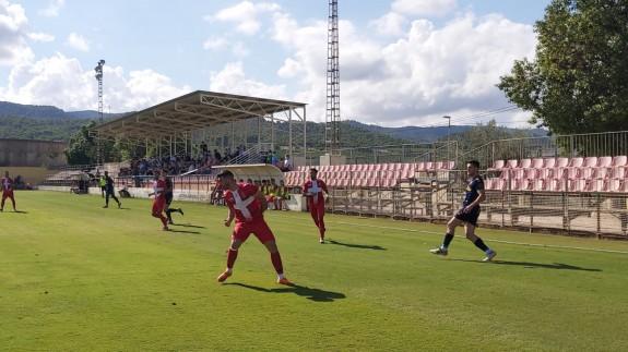 El UCAM Murcia B vence 2-0 al Cartagena Efesé