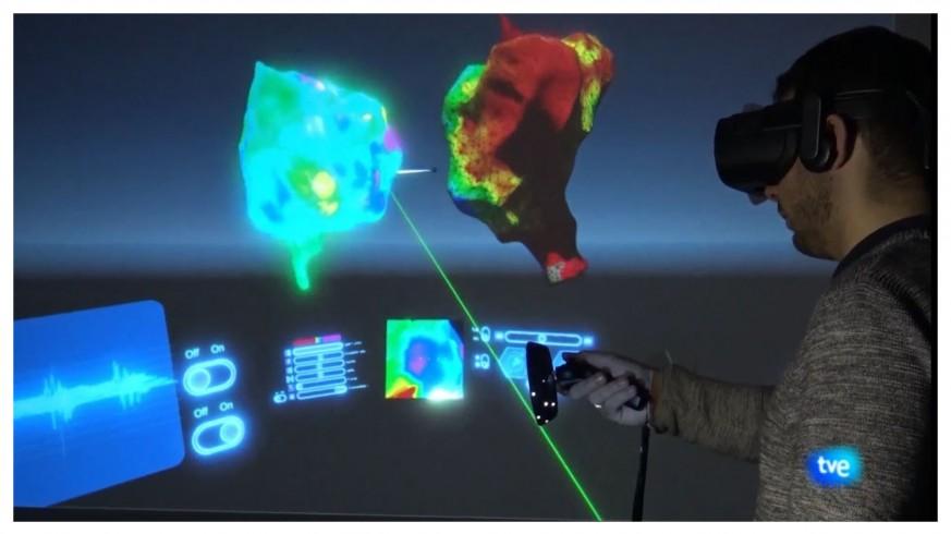 PLAZA PÚBLICA. CETEM desarrolla un chaleco con electrodos que ofrece imágenes 3D del corazón