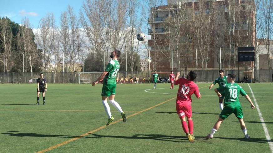 El Palmar se lleva los tres puntos ante el Churra| 0-1