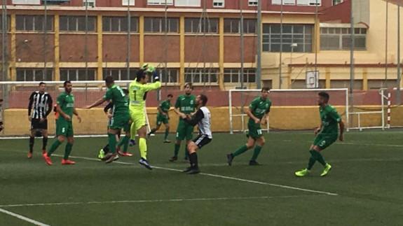 La Minerva remonta y vence 1-2 al Cartagena B