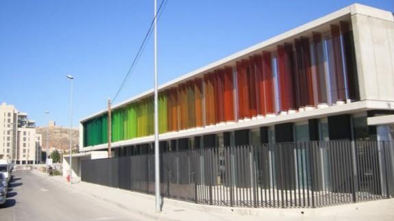Centro de salud de Sutullena. Foto: Murcia Salud