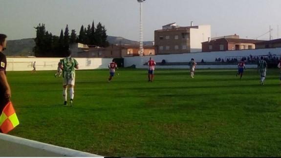 Empate sin goles entre Muleño y Pulpileño