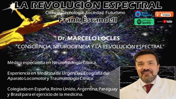 Marcelo Locles en La Revolución Espectral
