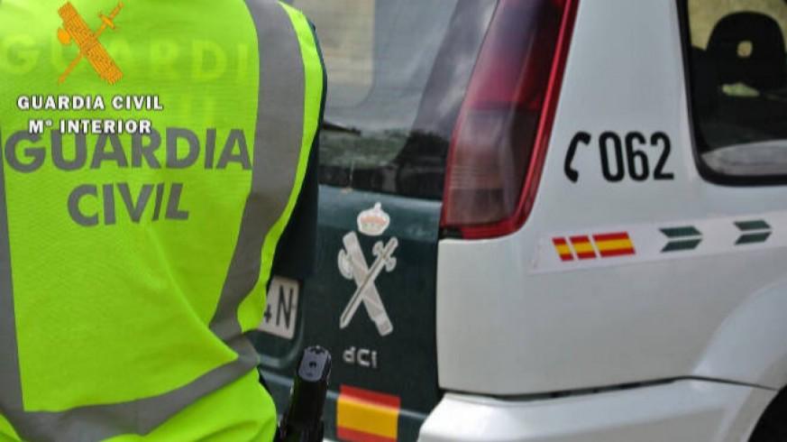 La Guardia Civil detiene a un hombre en Cieza por violencia de género