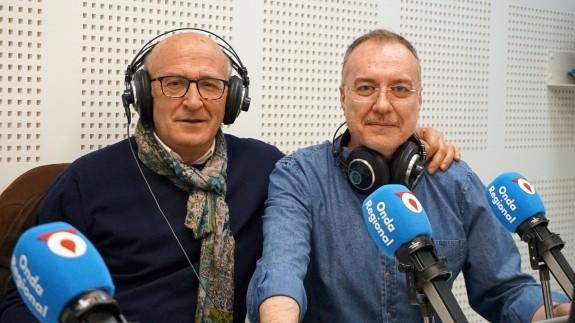 Miguel López Guzmán y Jacinto Nicolás