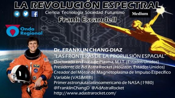 LA REVOLUCIÓN ESPECTRAL T02C002 Las Fronteras de la Propulsión Espacial