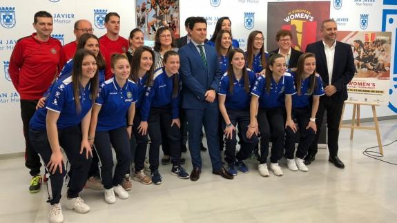 El Jimbee Roldán luchará en San Javier por el cetro europeo del fútbol sala femenino