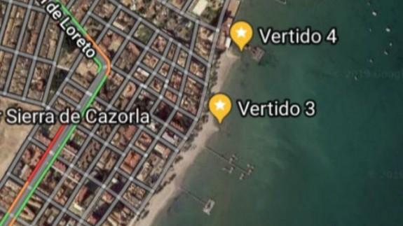 Playa de Santiago de la Ribera (foto: @PAcToMarMENOR)