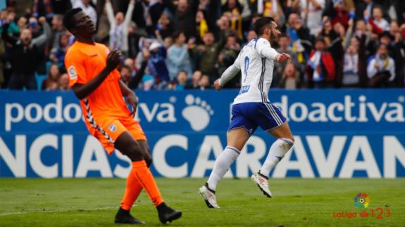 El Lorca cae en Zaragoza 1-3