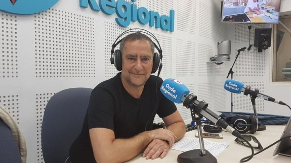 Herminio Picazo en Onda Regional