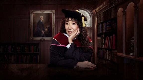La directora, nueva serie de Netflix