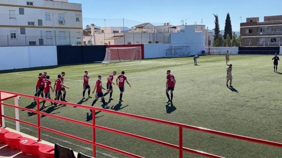 Al Cartagena B le cuesta fuera de casa y empata frente al Huércal-Overa | 1-1