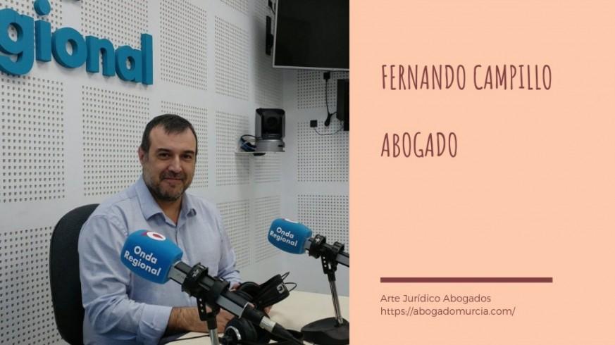 MURyCÍA. Abogado Fernando Campillo. Acoso laboral