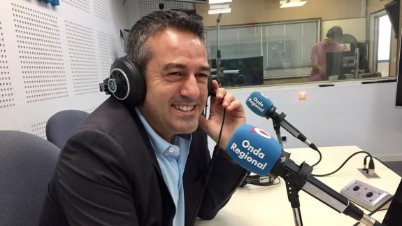 Joaquín Buendía, archivo ORM