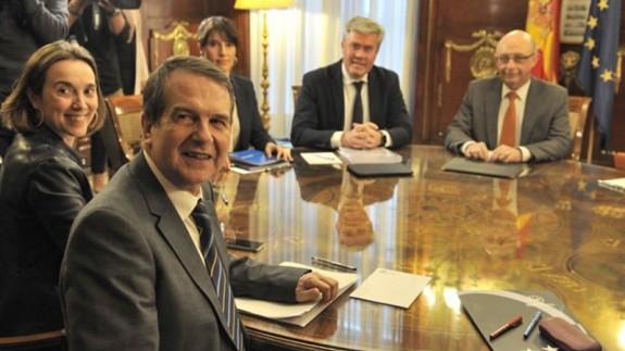 Montoro se reúne con responsables de la Federación de Municipios