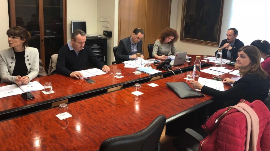 Comisión de seguimiento de la Estrategia por el Empleo de Calidad (foto: CARM)