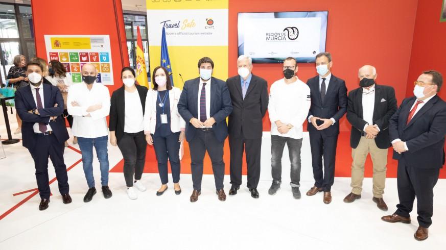 Presentación de 'Región de Murcia, capital española de la gastronomía