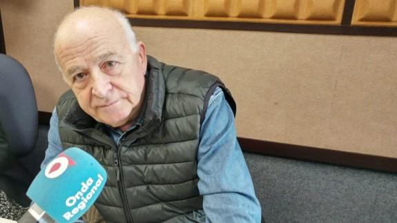Pedro Palacios, director general de Capitalidad Española de la Gastronomía en Onda Regional