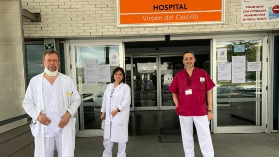 EL FACTOR HUMANO: El Hospital Virgen del Castillo de Yecla, se reinventa para hacer frente al desafío del coronavirus