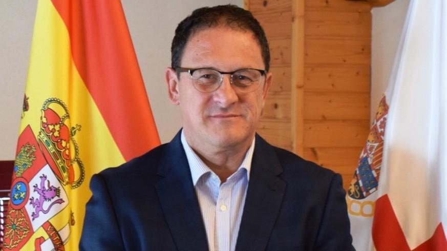 Gaspar Miras, alcalde de Mazarrón. Ayuntamiento de Mazarrón.