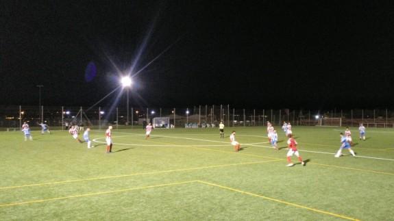 El Muleño gana 1-3 al Lorca