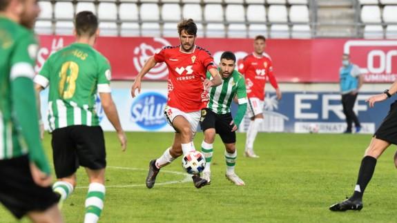 El Real Murcia se queda seco ante el Betis Deportivo (0-2)