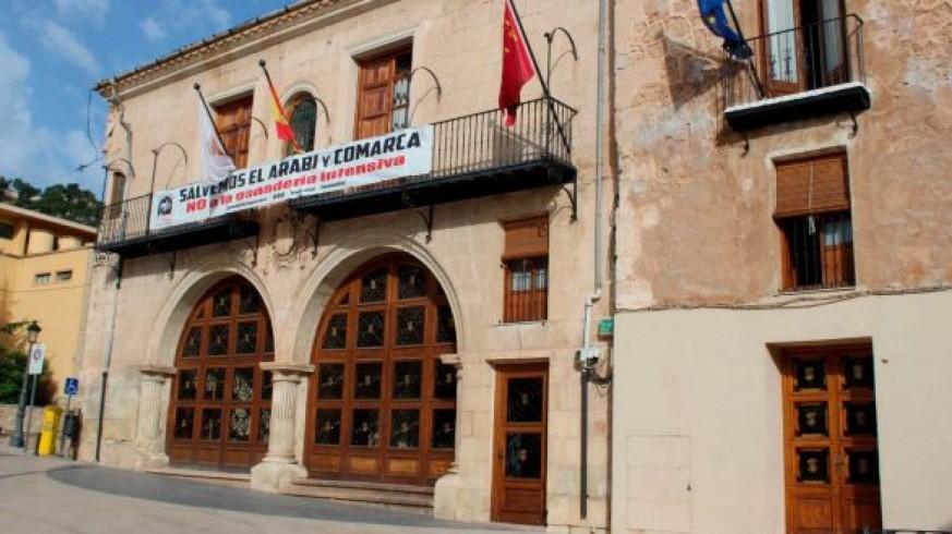 Yecla, en contra del proyecto de ganadería intensiva del Monte Arabí