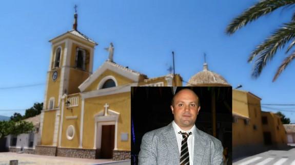 Parroquia Nuestra Señora del Rosario Corvera y cronista oficial, Antonio Almagro