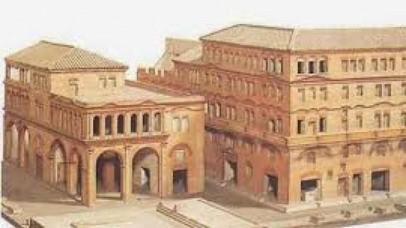 VIVA LA RADIO. Murcia año 2772. La hipoteca...... en la época de los romanos
