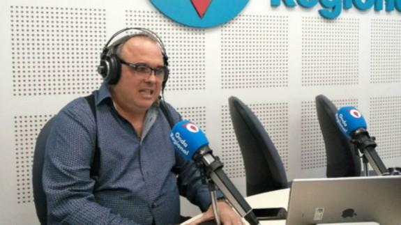 Santiago Álvarez profesor de derecho de la UMU