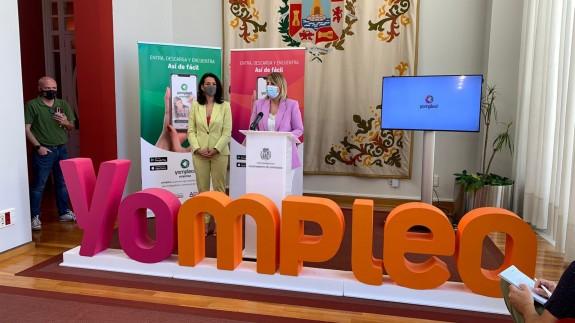 El Ayuntamiento de Cartagena se convierte en el primero en lanzar una App para encontrar empleo