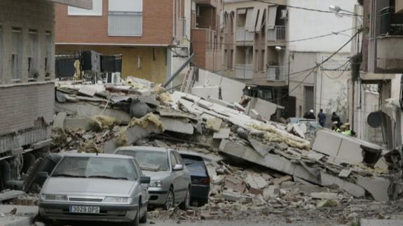 GALERÍA | Las imágenes de los terremotos de Lorca (I)