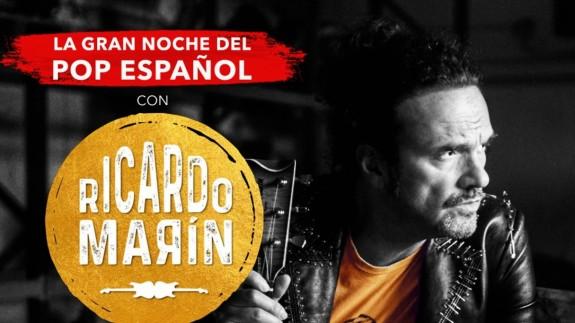 "TARDE ABIERTA. Ricardo Marín: ""Tengo sangre murciana, mi abuelo era de Totana y mi padre de Murcia"""