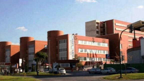 Hospital Universitario Virgen de la Arrixaca (archivo).