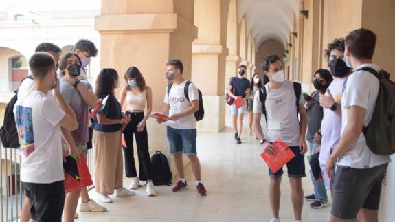 Estudiantes de la Politécnica de Cartagena