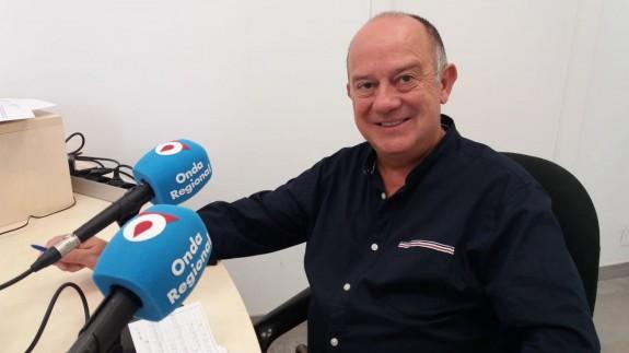 Alfredo Ortín, mediador de seguros