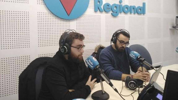 Jose Miguel Rojo y Miguel Ángel García