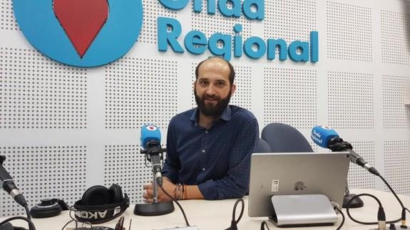 "Fernando Albaladejo, concursante murciano de ""Ven a cenar conmigo"""