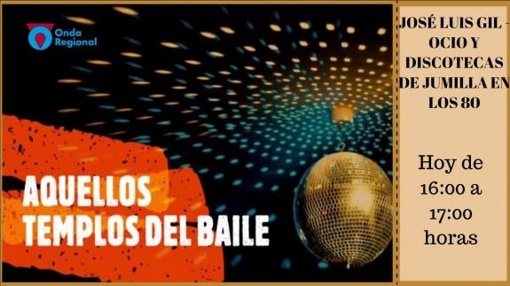 AQUELLOS TEMPLOS DEL BAILE T01C011 José Luis Gil