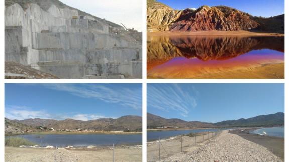 MIRANDO AL MAR. La actividad minera en Murcia