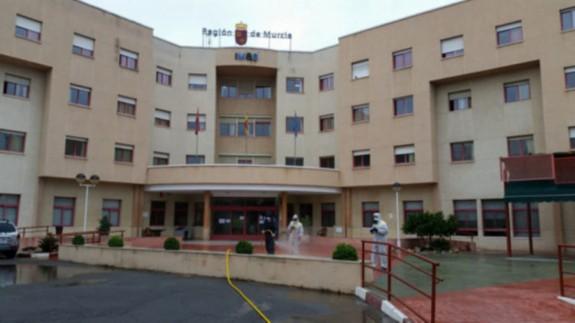 Residencia de mayores de San Basilio (archivo). CARM