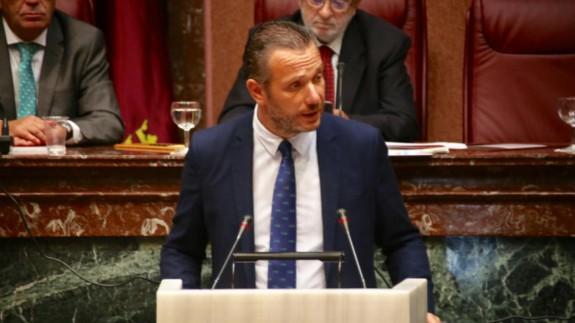 Joaquín Segado. PP