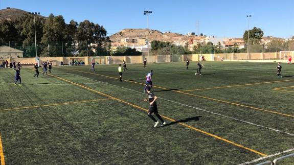 La Minerva se impone por 3-0 al Bala Azul