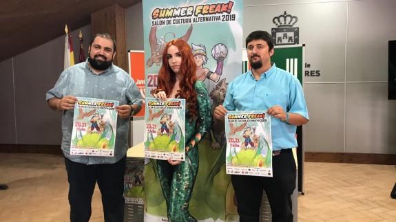 Presentación del Salón de Manga Summer Freak 2019. ORM