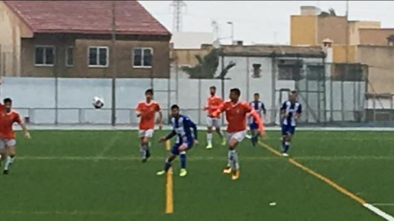 Empate entre La Unión y Cartagena B| 1-1